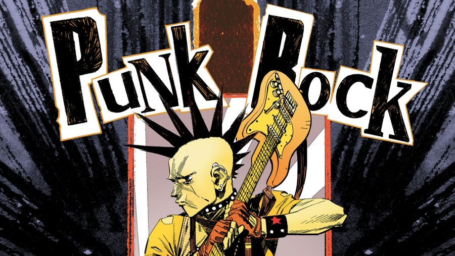 punck rock jésus