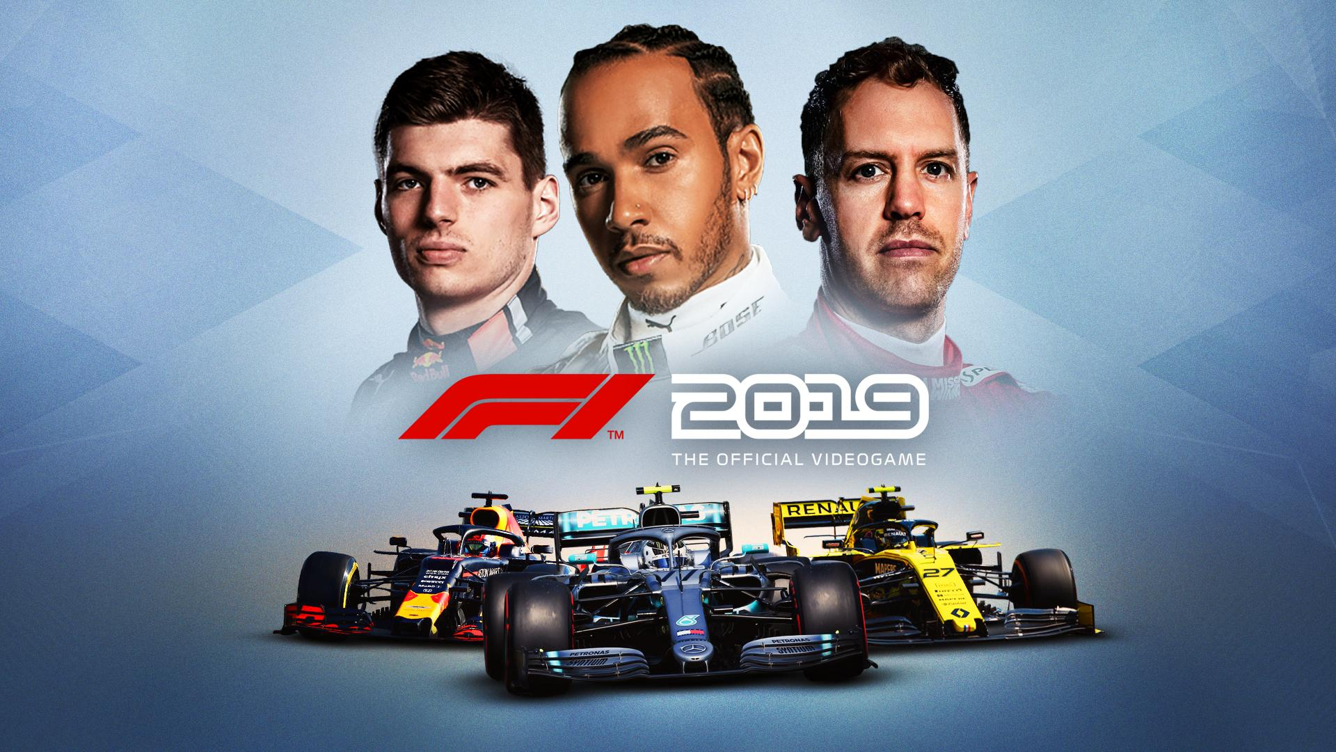 F1 2019 le test